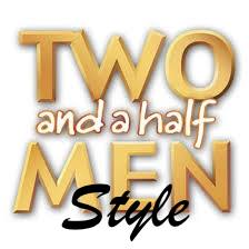 Two and a half Men style shirts