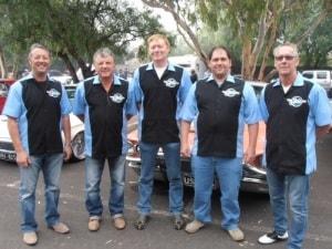 Car club shirts