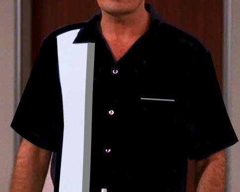 Bowling shirt style 46