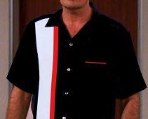 Bowling shirt CHS-7