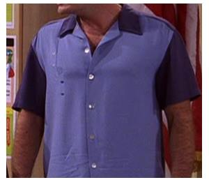 CHS-2 Charlie's Shirt