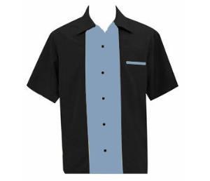 Retro Bowling shirt no.34