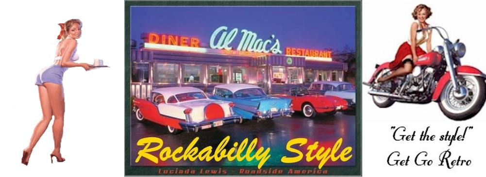 Rockabilly clothing available to Australia