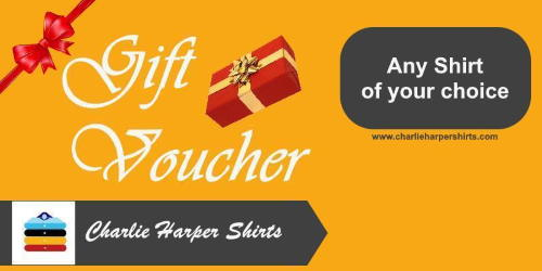 gift certificate for shirts to Australia