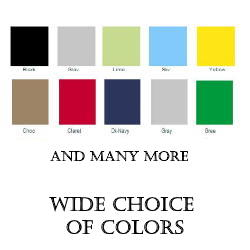 Color choices
