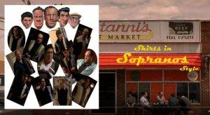 Sopranos Shrts