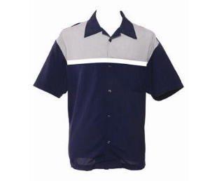 Bowling style shirt