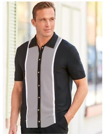 Featured retro style shirt