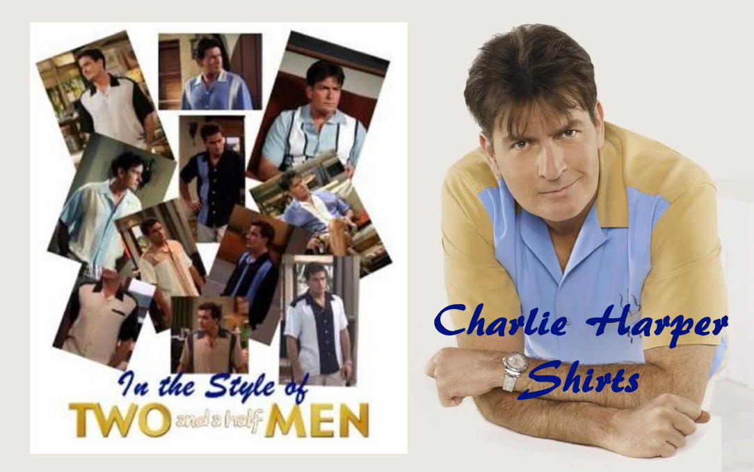 Charlie Harper Shirts Welcome