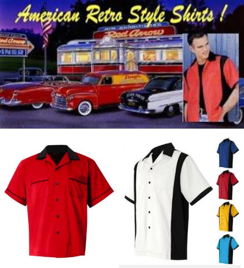 All American classic shirts