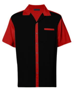 Featured bowling shirts