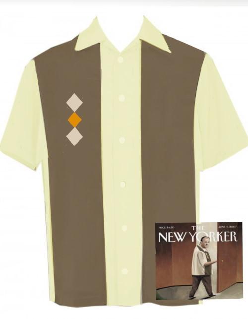 New Yorker shirt